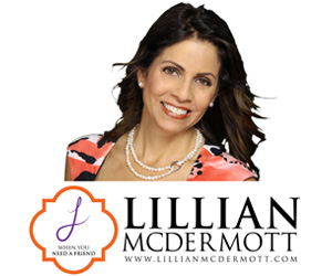 Click to learn from the Lillian McDermott Radio Show page.